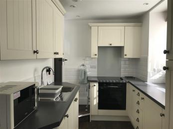 Mole's Cottage Kitchen