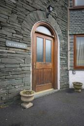 Netherbeck Cottage Entrance