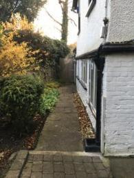 Path to Outdoor Toilet