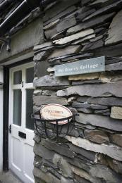 Old Quarry Cottage Main Entrance