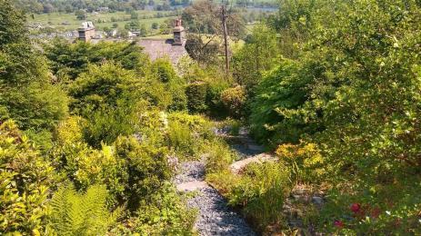 Old Quarry Cottage Garden