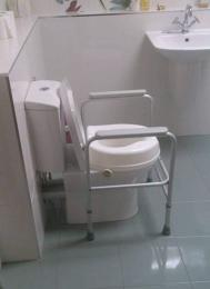 different aids for toilet