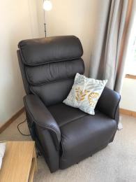 Rise REcline Chair in All cottages