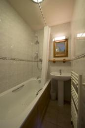 Rose Bank Cottage En-suite Bathroom