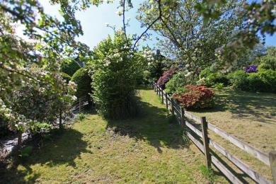 Rose Bank Garden Lawn