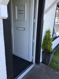Rowan Front Door