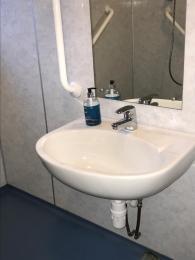 All Wet Room Sinks