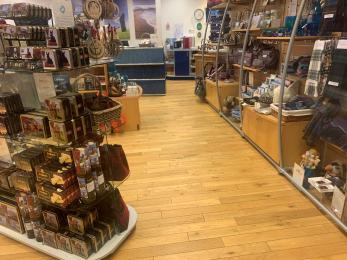 Accessible shop floor