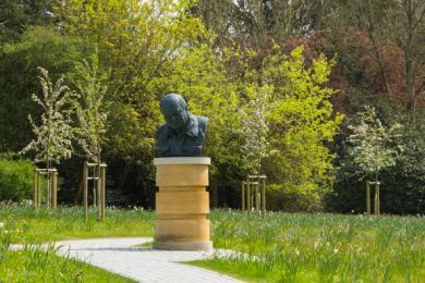 Churchill Memorial Garden