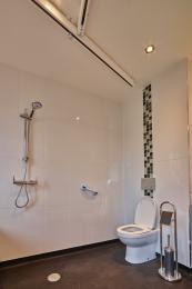 Onyx Bathroom Wetroom toilet and shower