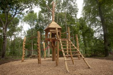 Tree House Play Area