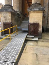 Ramp to Palace Lift