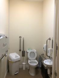 Orangery Toilet