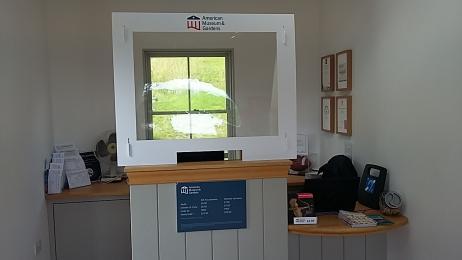 Ticket Office Desk