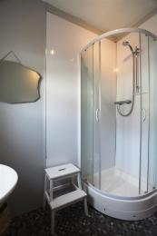Vine Tree Shower Room