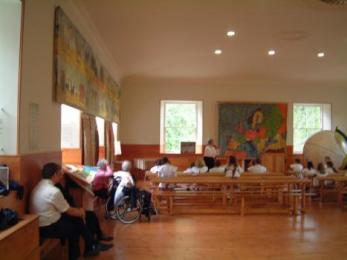 Historic Classroom area