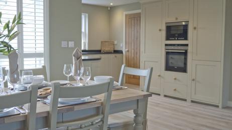 Waterford open plan kitchen