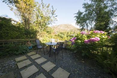 Yewdale Cottage Rear Garden