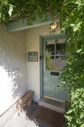 Yewdale Cottage Main Entrance