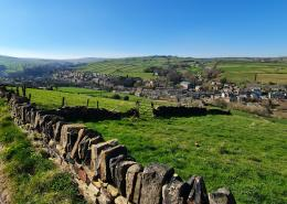 The Old Wash Kitchen Holmfirth nestles in Yorkshires rolling green hills