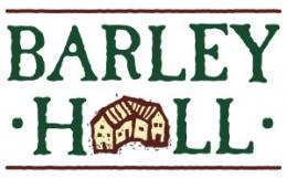 Barley Hall logo.