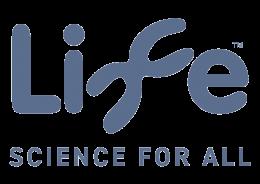 Life Science Centre blue logo