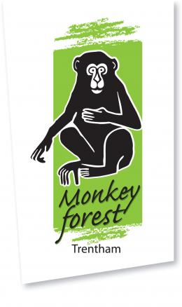 Trentham Monkey Forest logo