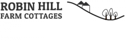 Robin Hill Farm Cottages Logo