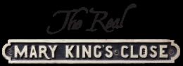 Logo The Real Mary King's Close