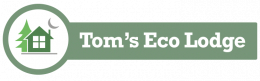 Toms Eco lodges at Tapnell