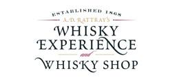 A D Rattray's Whisky Experience and Shop Logo