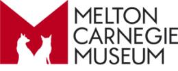 Melton Carnegie Museum logo
