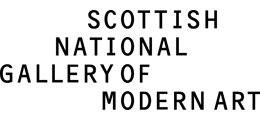 Logo for the Scottish National Gallery of Modern Art
