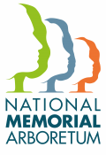 Logo of the National Memorial Arboretum
