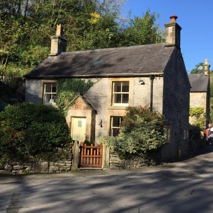 Traditional stone cottage with three bedrooms upgraded for modern day open plan living.