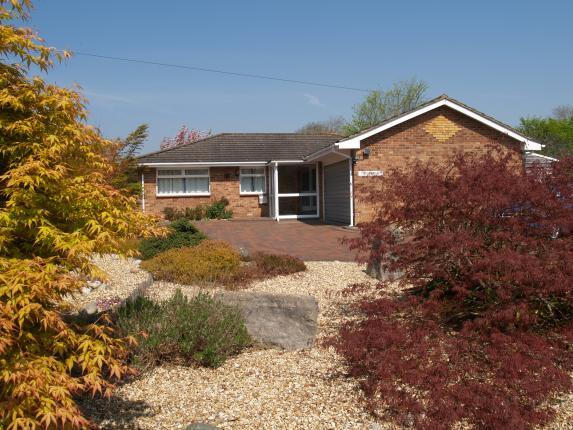 Picture of Tradewind - a bungalow on a bright sunny day