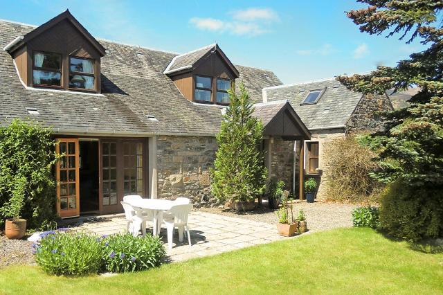 The Old Bakery self-catering holiday cottage