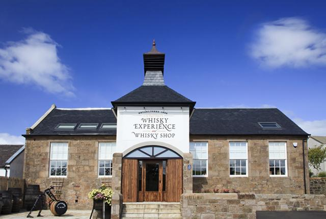 Exterior of A. D. Rattray's Whisky Experience