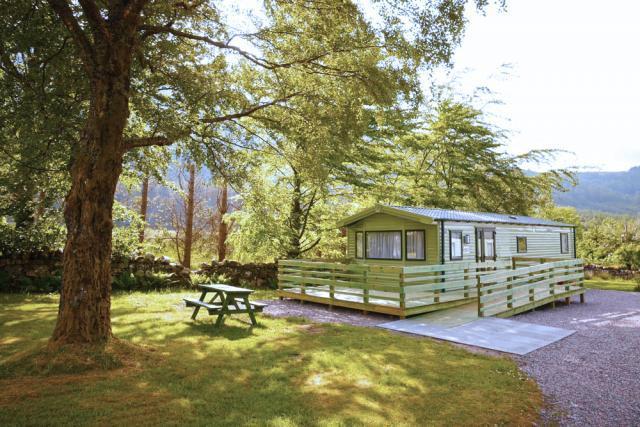 2 bedroomed accessible caravan