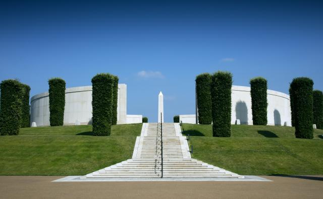 The Armed Forces Memorial has over 16,000 names of Armed Forces Personnel who have died on duty since the end of World War  2