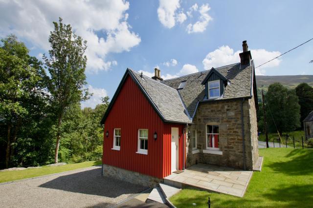 Edinample Lodge Lochearnhead