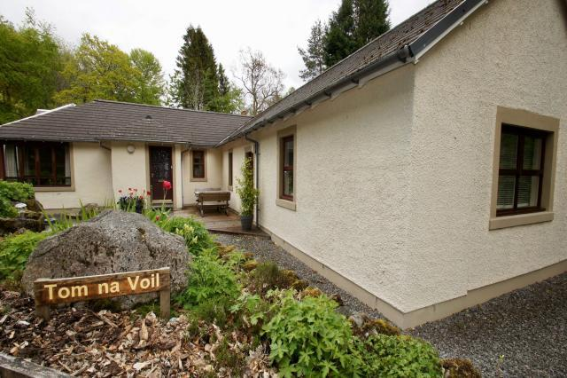 Tom Na Voil self-catering holiday cottage