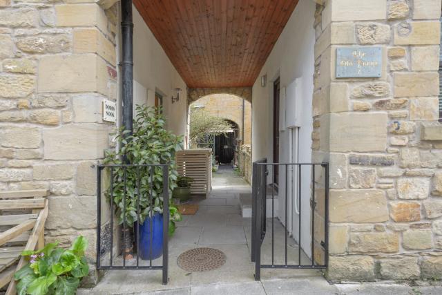 Dodds Nook Entrance