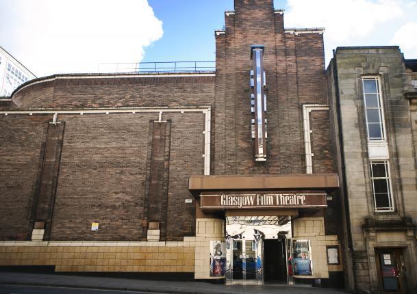 External view of Glasgow Film Theatre