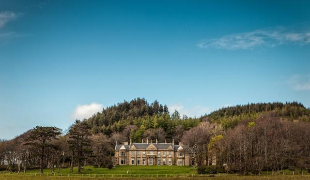Raasay House - A unique Island Experience