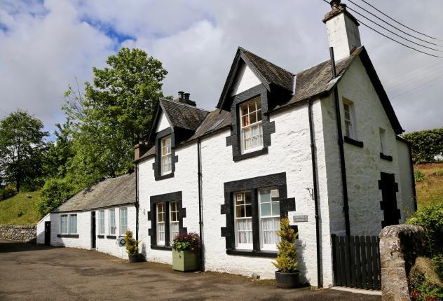 Aberturret Cottage Crieff