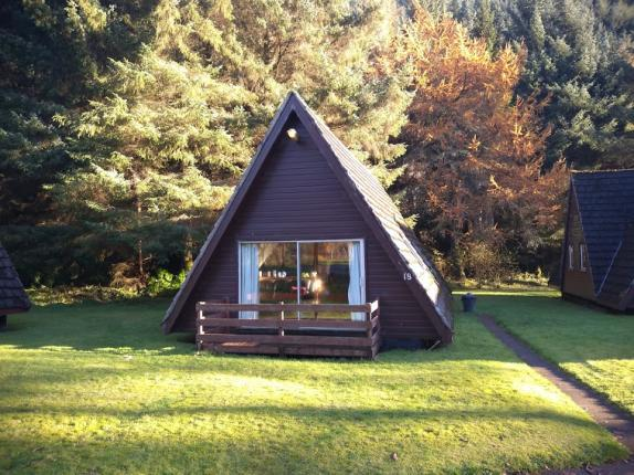 True North Lodge A-Framed self catering property