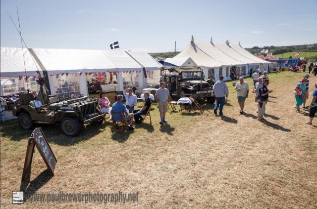 Chickerell Steam and Vintage Show 2018