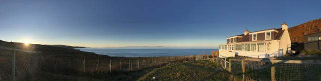 Otterburn 2 in Panorama