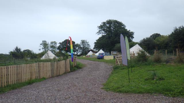 Leafy Fields Glamping